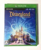 NEW Xbox One Disneyland Adventures JAPAN Microsoft XOne import Japanese game