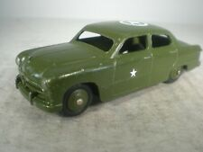 Dinky Toys Military Army 1949 Ford Staff car #139am VERY NICE