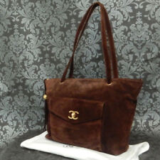 CHANEL Women s Suede Handbags   Bags  510342acad0df