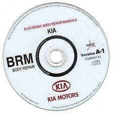KIA EBRM body reparación manual collection - Cee'd, Rio, Picanto, Sorento...