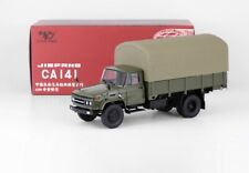 1:24 FAW JieFang CA141 Military ChinaTruck Century Dragon Diecast Model GN-Color
