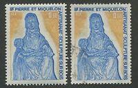 ST. PIERRE & MIQUELON #442 MINT & USED