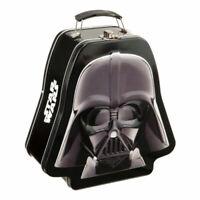 Vandor 52348 Star Wars Darth Vader Shaped Tin Tote with Embossing