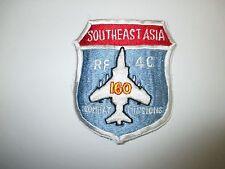 b6177 US Air Force Vietnam F4 Phantom II RF4C 160 Combat Missions IR21D