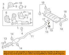 MAZDA OEM 13-15 CX-5 Exhaust Manifold-Mnfd W/converter Stud PE2340584