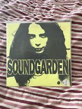 "Soundgarden Vintage 1989 Vinyl 7"" Record"