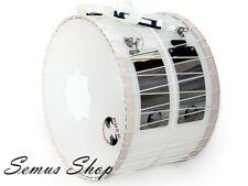 Orientalische Profi 51 cm. Plexi DAVUL Schlagzeug mit LED 100% Handmade  (13)