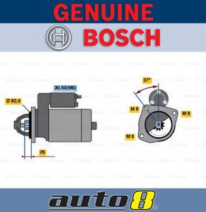 Genuine Bosch Starter Motor for Fiat Ducato GEN3 2.3L Diesel F1AE 01/07 - 12/14
