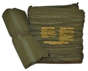 orig. Bundeswehr (KSK) Isomatte Unterlage selbstaufblasend Camping Zelt Outdoor