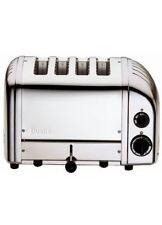 Dualit 4 Slice Vario AWS Toaster Polished Stainless Steel 40378