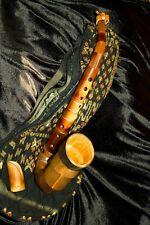 Bambus Alt Saxophon G Stimmung alto bamboo saxophone Key of G