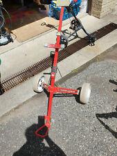Local Pickup Only - Wilson 2 Wheel Golf Push Pull Cart
