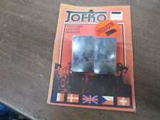 Vintage Jofko Motorcycle Blind Spot Mirror Set