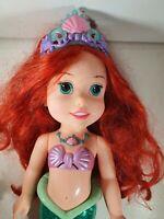 Disney Princess Little Mermaid Ariel Sing & Sparkle Bilingual Doll