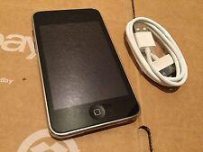 Apple iPod 2nd Generation Black/Chrome 8GB Wifi Touchscreen