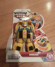 Transformers Playskool Rescue Bot - Bumblebee Action Figure Original Edition