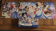 Disney Panoramas 750 Piece Puzzle Called Cinderella