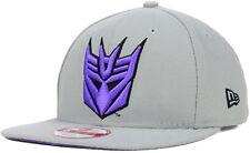 New Era Transformers Decepticons Megatron Logo Practice 9Fifty Snapback Cap Hat