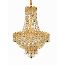 FRENCH EMPIRE CHANDELIER ASFOUR CRYSTAL DINING LIVING ROOM KITCHEN BEDROOM FOYER