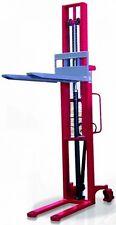 Carrello Elevatore Oleodinamico Trazione Sollevamento Manuale P.Kg.1000 h.cm.300