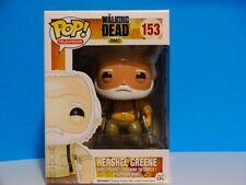 Funko Pop! Television The Walking Dead #153 Hershel Greene Vaulted +P/Prot