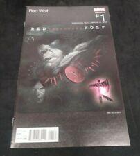 RED-WOLF #1, Hip Hop VARIANT EDITION, MARVEL (CC2)