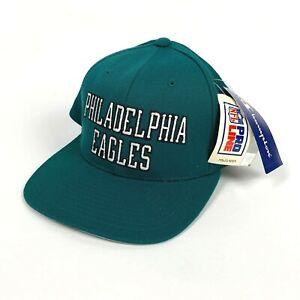 NEW NWT Rare Philadelphia Eagles NFL Pro Line Champion Snapback Hat Deadstock