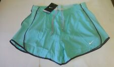 Nike Women's Authentic Light Blue Running Tempo Two-In-One Track Short 405251317