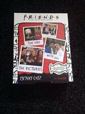 Friends the Tv series picture quiz, excellent condition