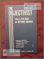 Ayn Rand THE OBJECTIVIST December 1966 Epistemology Jose Manuel Capuletti