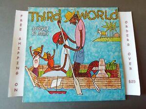 THIRD WORLD JOURNEY TO ADDIS 1978 AUSTRALIA ISSUE LP