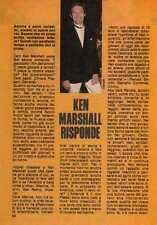 Q49  Clipping-Ritaglio 1978 Ken Marshall