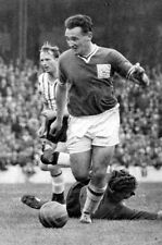 Football Photo JOE BONSON Cardiff City 1950s