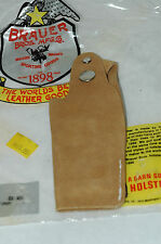 New Brauer Bros ES-A04 Concealable IWB leather Holster .380 Undercover Autos