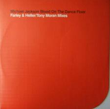 "Michael Jackson, Blood On The Dancefloor (Farley & Heller), NEW UK 12"" single"