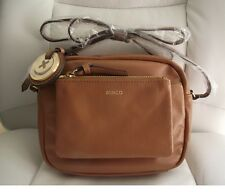 Mimco supernatural box hip bag shoulder bag - honey
