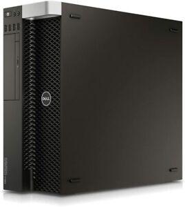 Dell Precision T5810 Tower Workstation -Intel Xeon E5-1620 v3 3.5Ghz,1TB,32GB...
