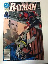 DC Comcics Batman #446 Vintage Rare