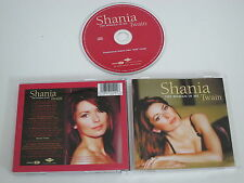 SHANIA TWAIN/THE WOMAN IN ME(MERCURY 170 129-2) CD ALBUM