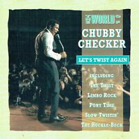 (CD) Chubby Checker -The World Of Chubby Checker - Let's Twist Again, Limbo Rock