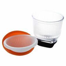 SHOOT Lambancy Dome Flash Diffuser for 420EX 430EX 550EX 580EX 580EX II 600 A6Q9