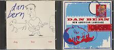 New American Language/Dog Boy Van : Dan Bern (2CDs, 2001/1997, Messenger) RARE