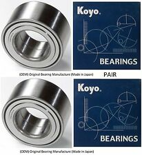Front Wheel Hub Bearing (OEM) KOYO For 2000-2006 Toyota Tundra 2WD 4WD (PAIR)