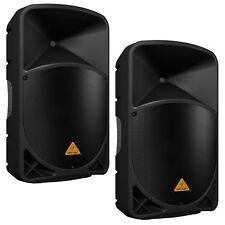 """Behringer EUROLIVE B115D Active 15"""" Speaker System - Pair"""