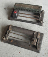 Lot of Prewar Lionel NY No.88 Battery and 95 Controlling Rheostat