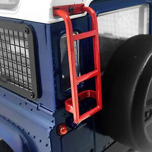 Metal Rear Ladder Tail Stepladder for RC4WD1:18D90RC Car Accessories BAU