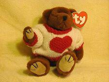 TY Co Posable Bear Casanova 1993 So Cute!!!