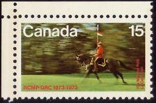 CANADA 1973 RCMP 15c single MNH @S3653