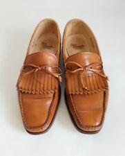 Allen Edmonds Mens Alton Brown Leather Loafer Shoe Size 9.5 D Made in USA