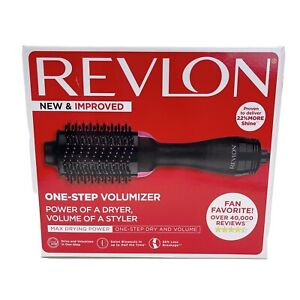 Revlon One-Step Hair Dryer & Volumizer Hot Air Brush RVDR5222 OPEN BOX, NEW Pnk